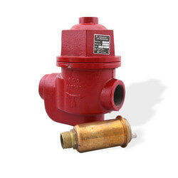 "1-1/4"" NPT Enhanced<br>Air Separator Product Image"
