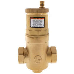 "1"" NPT EAS Jr.<br>Air Eliminator Product Image"