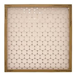 "12"" X 12"" X 1"" Flat Panel Heavy Duty Poly Synthetic Filter Product Image"
