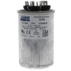 5+35 MFD Round Run Capacitor (370V) Product Image