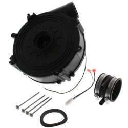 Inducer Blower<br>Vent Assembly Product Image