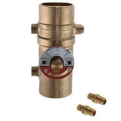 "2"" Sweat CB-2S Circuit Setter Balance Valve<br>Lead Free Product Image"
