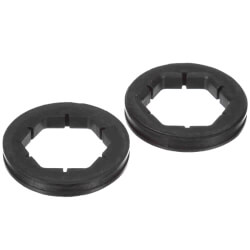 """1/2"""" Mounting Ring Set for 1182A and 1220A (2 Pack) Product Image"""
