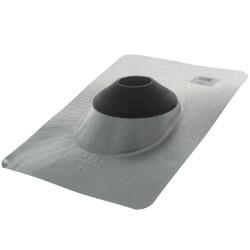 """2"""" No-Caulk Roof Flashing (Galvanized Steel) Product Image"""