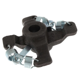 "Coupler, Cast Iron<br>(Series 100, HV, PR, 2"") Product Image"