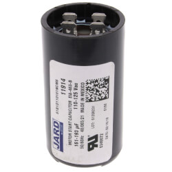 161 - 193 MFD Round<br>Start Capacitor (125V) Product Image