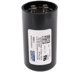 161-193 MFD Round Start Capacitor (220/250V) Product Image