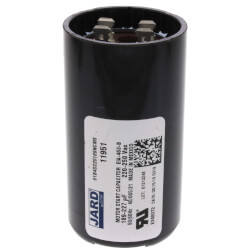 189-227 MFD Round Start Capacitor (220/250V) Product Image