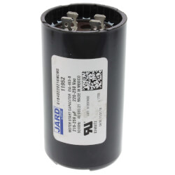 216 - 259 MFD Round Start Capacitor (250V) Product Image