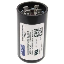 430-516 MFD Round Start Capacitor (125V) Product Image