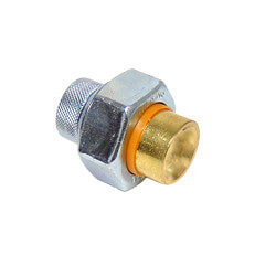 """1/2"""" CxF Dielectric Union<br>(Lead Free) Product Image"""