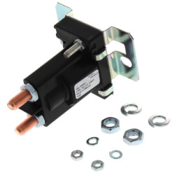 Type 120 Solenoid<br>12 VDC Grounded Coil, SPNO, Continuous Duty Product Image
