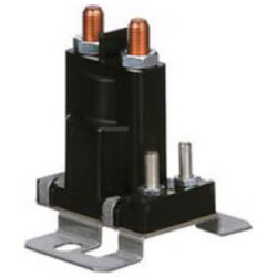 Type 120 Solenoid<br>12 VDC Isolated Coil, SPNO, Intermittent Duty Product Image