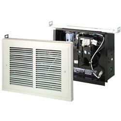 Model 120 White Register Wall Heater (500/1000W, 120V) Product Image