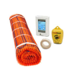 10 Sq.Ft (Mat = 2' x 5')<br>120 Volt Suntouch Mat Kit Product Image