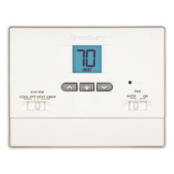 Non-Programmable Economy Thermostat<br>(2 Heat/1 Cool) Product Image