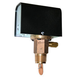 """FS7-4SJ, 1-1/4"""" BPST General Purpose Flow Switch - Paddle Style Product Image"""