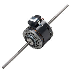 """5.6"""" 1-Phase Double<br>Shaft Fan & Blower<br>(230V, 1/3 HP, 1075 RPM) Product Image"""
