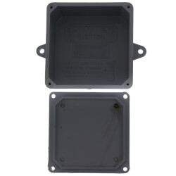 "8"" X 8"" X 4"" Sch. 40 PVC Junction Box Product Image"