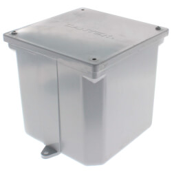"6"" X 6"" X 6"" Sch. 40 PVC Junction Box Product Image"