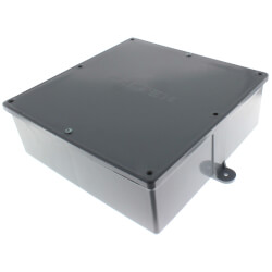 "12"" X 12"" X 4"" Sch. 40 PVC Junction Box Product Image"