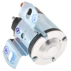 Type 124 Solenoid<br>12 VDC Isolated Coil, SPNO, Continuous Duty Product Image