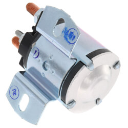 Type 124 Solenoid<br>24 VDC Isolated Coil, SPNO, Continuous Duty Product Image