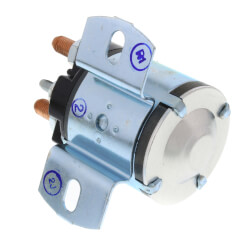 Type 124 Solenoid<br>36 VDC Isolated Coil, SPNO, Continuous Duty Product Image