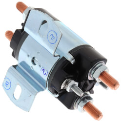 Type 124 Solenoid<br>24 VDC Isolated Coil, SPDT, Continuous Duty Product Image