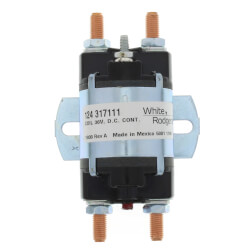 Type 124 Solenoid<br>36 VDC Isolated Coil, SPDT Product Image