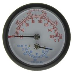 Temperature/Pressure Gauge Product Image