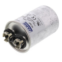30 MFD Round Run Capacitor (370V) Product Image