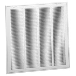 "20"" x 20"" Steel Lanced Filter Grille (659T Series) Product Image"