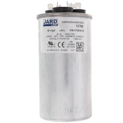 40/5 MFD Round Run Capacitor (440/370V) Product Image