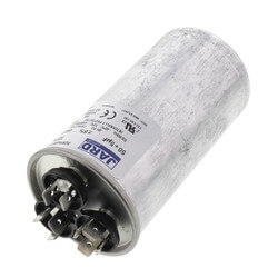 50/5 MFD Round Run Capacitor (440/370V) Product Image