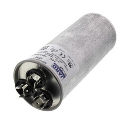 55/5 MFD Round Run Capacitor (440/370V) Product Image