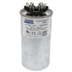 45/10 MFD Round Run Capacitor (440V) Product Image
