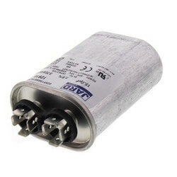 15 MFD Oval Run Capacitor (370V) Product Image