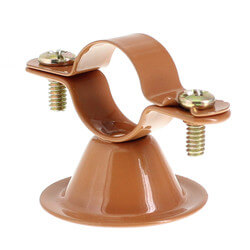 "3/4"" Copper Epoxy Coated Van Hanger Product Image"