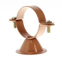 "1-1/2"" Copper Epoxy Coated Van Hanger Product Image"