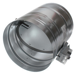 """12"""" URD<br>Motorized Damper Product Image"""
