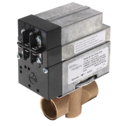 "1"" Sweat Zone Valve (Three Wire) Product Image"