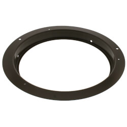"8"" (Wall Opening Size) Golden Sand Steel Air Duct Ring (11 Series) Product Image"