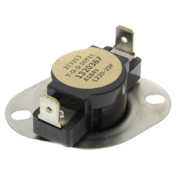220°F Auto Limit Switch Product Image