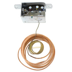 Electric Low  Temperature Freeze Stat w/ Auto Reset, 35/45F, SPDT Product Image