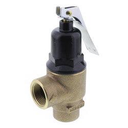 """3/4"""" F82 Medium Capacity Pressure Relief Valve (30 PSI) Product Image"""