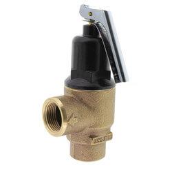 """3/4"""" F82 Medium Capacity Pressure Relief Valve (50 PSI) Product Image"""