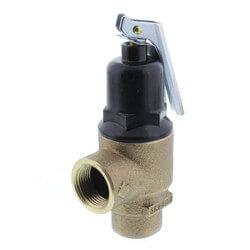 """3/4"""" F82 Medium Capacity Pressure Relief Valve (150 PSI) Product Image"""