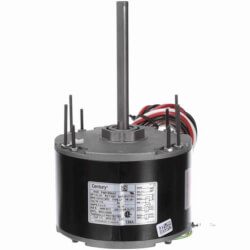 "5-5/8"" Totally Enclosed Fan/Blower Motor<br>(115V, 1075 RPM, 1/6 HP) Product Image"