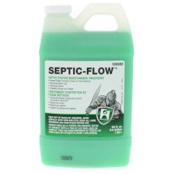 1/2 gal. Cloroben Septic Flow System Treatment Product Image